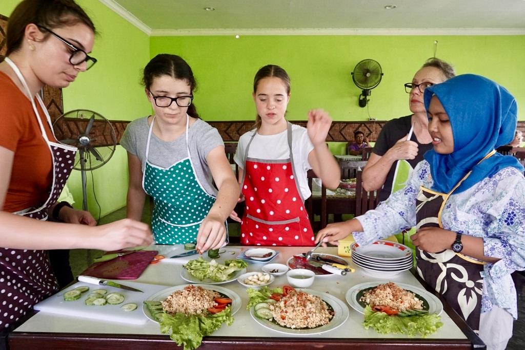 paket Wisata Cooking Class jogja